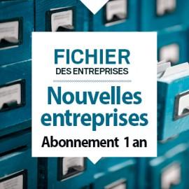 Fichiers nouvelles immatriculations Loir-et-Cher