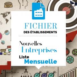 Fichier des nouvelles immatriculations du Loiret