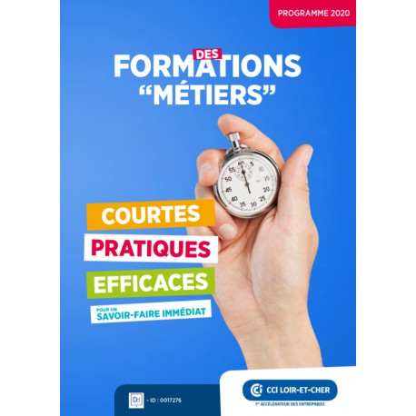 Formations CCI 41 2020